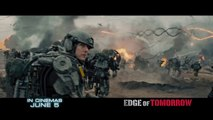 Edge of Tomorrow Extended TV SPOT (2014) - Emily Blunt, Tom Cruise Movie HD