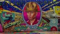 """Pharrell Williams, """"happy"""" de présenter une expo à Paris"""