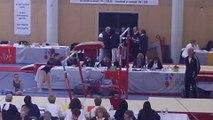 Championnats Fédéraux Indiv. 2014 BARRES Aurélie
