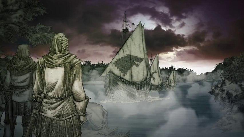 História e Tradição - As Terras Fluviais