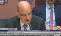 """Alstom  : Christophe de Maistre (Siemens Fr)  """"Siemens présentera sa proposition  le 16 juin au plus tard """""""