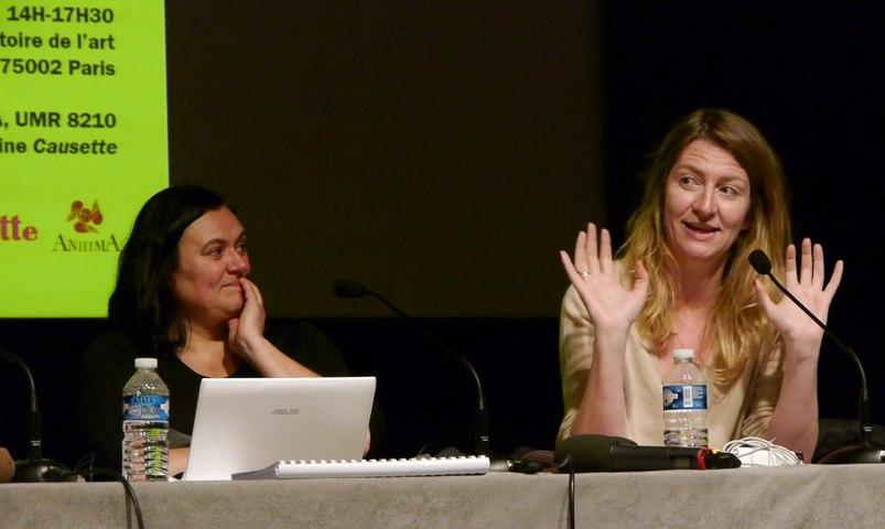 Michèle Dominici (réalisatrice), Télévision : un féminisme discrètement nécessaire - Mnémosyne, journée d'étude 2014, Genre et medias en France
