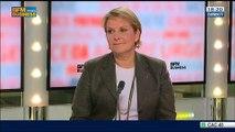 Françoise Gri, directrice générale du groupe Pierre & Vacances Center Parcs, dans Le Grand Journal - 27/05 2/4