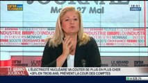 Philippe de Ladoucette, président de la Commission de régulation de l'énergie, dans Le Grand Journal - 27/05 4/4