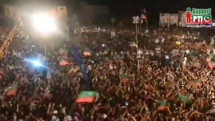 Response to Samaa TV Ali Mumtaz who said that Crowd in PTI Faisalabad Jalsa wa...