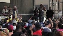 Brooklyn Hip-Hop Festival '12 main day performance featuring Busta Rhymes