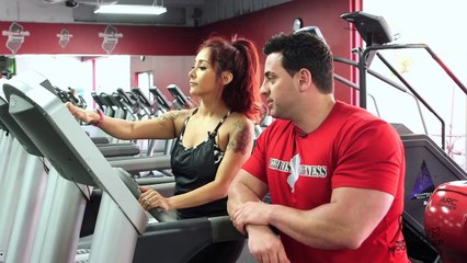 Snooki's Workout Wednesday Pregnancy Edition- Full Body Movement With Concentration in Chest
