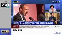 Zapping Actu du 28 Mai 2014 - Démission de Jean-François Copé, Le lapsus de François Hollande