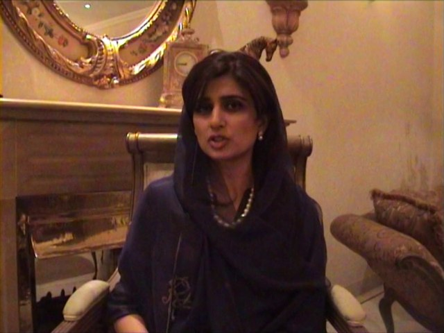 Nadia Batool Bokhari Hina Rabbani Khar Indian TV Headlines Today (Part 1)