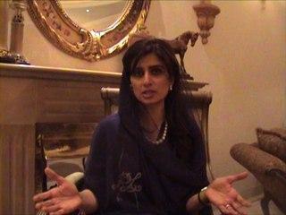 Nadia Batool Bokhari Hina Rabbani Khar Indian TV Headlines Today (Part 4)