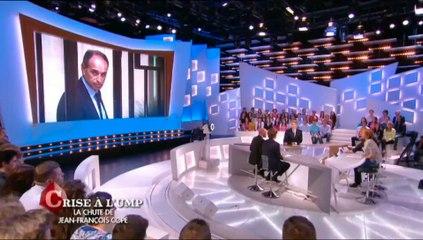 Eric Ciotti était l'invité du Grand Journal de Canal+ pour revenir sur la démission de Jean-François Copé