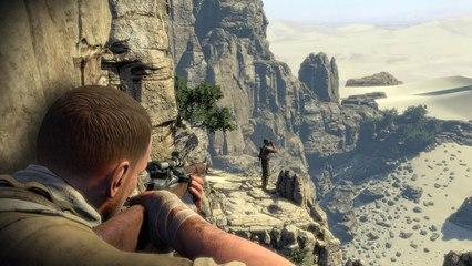 Sniper Elite 3 Interview with Tim Jones