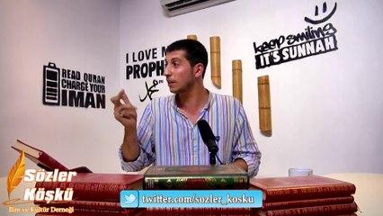 Size Verilen Nasihatlardan Rahatsız Mısınız? - Serkan Aktaş