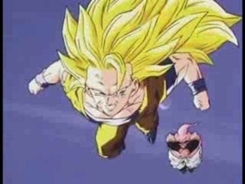 Amv Goku Vs Petit Bou Video Dailymotion
