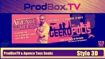 ATG - Geekopolis : Stylo3D