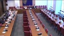 Table ronde réunissant des représentants de fédérations hospitalières - Mardi 27 Mai 2014