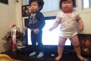 Bébés danseurs! Adorable et trop choux!