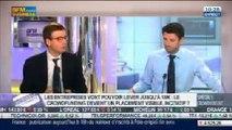 Le crowdfunding est-il un placement intéressant ?: Benoit Bazzocchi, dans Intégrale Placements – 28/05