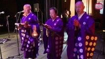 jazz in japan - chants bouddhistes et jazz traditionnel -MCJP Paris