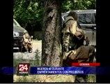Al menos 40 muertos tras enfrentamientos entre ejército ucraniano y pro rusos