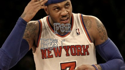 Carmelo Anthony - Son of Anarchy - Anto TMac - Bestival#4