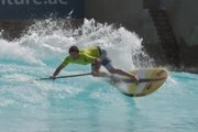 Team Naish in Desert Waves - SUP