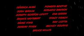Sin City : J'ai tué pour elle - Bande-annonce #1 [VOST|HD720p]