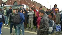 Calais : plusieurs camps de migrants évacués