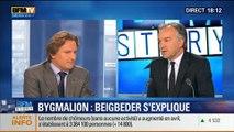 BFM Story: Bygmalion: Charles Beigbeder va porter plainte contre Nathalie Kosciusko-Morizet - 28/05