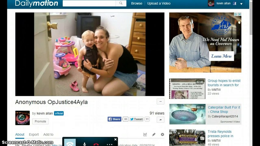 calls supporting #OpJustice4Ayla
