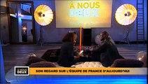 Lilian Thuram donne son avis sur l'Equipe de France - A nous Deux - 01/06
