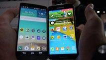LG G3 vs. Samsung Galaxy S5 im Vergleich [Deutsch]