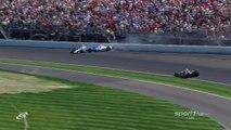 Indycar Indy500 Race Carpenter Hinchcliffe Crash