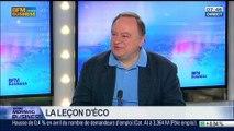 Jean-Marc Daniel - L'origine économique du célibat des prêtres - 29/05