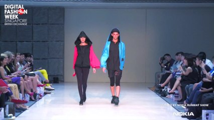 Nokia X Digital Fashion Week Singapore 2013