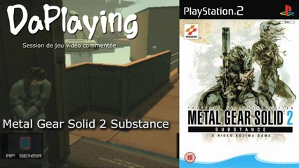 Metal Gear Solid 2: Substance Resource | Learn About, Share
