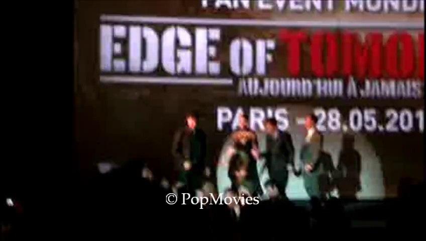 Avant-première Edge of Tomorrow - Paris