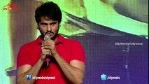 Sudheer Babu Speech @ Karthikeya Audio Launch - Nikhil, Swathi