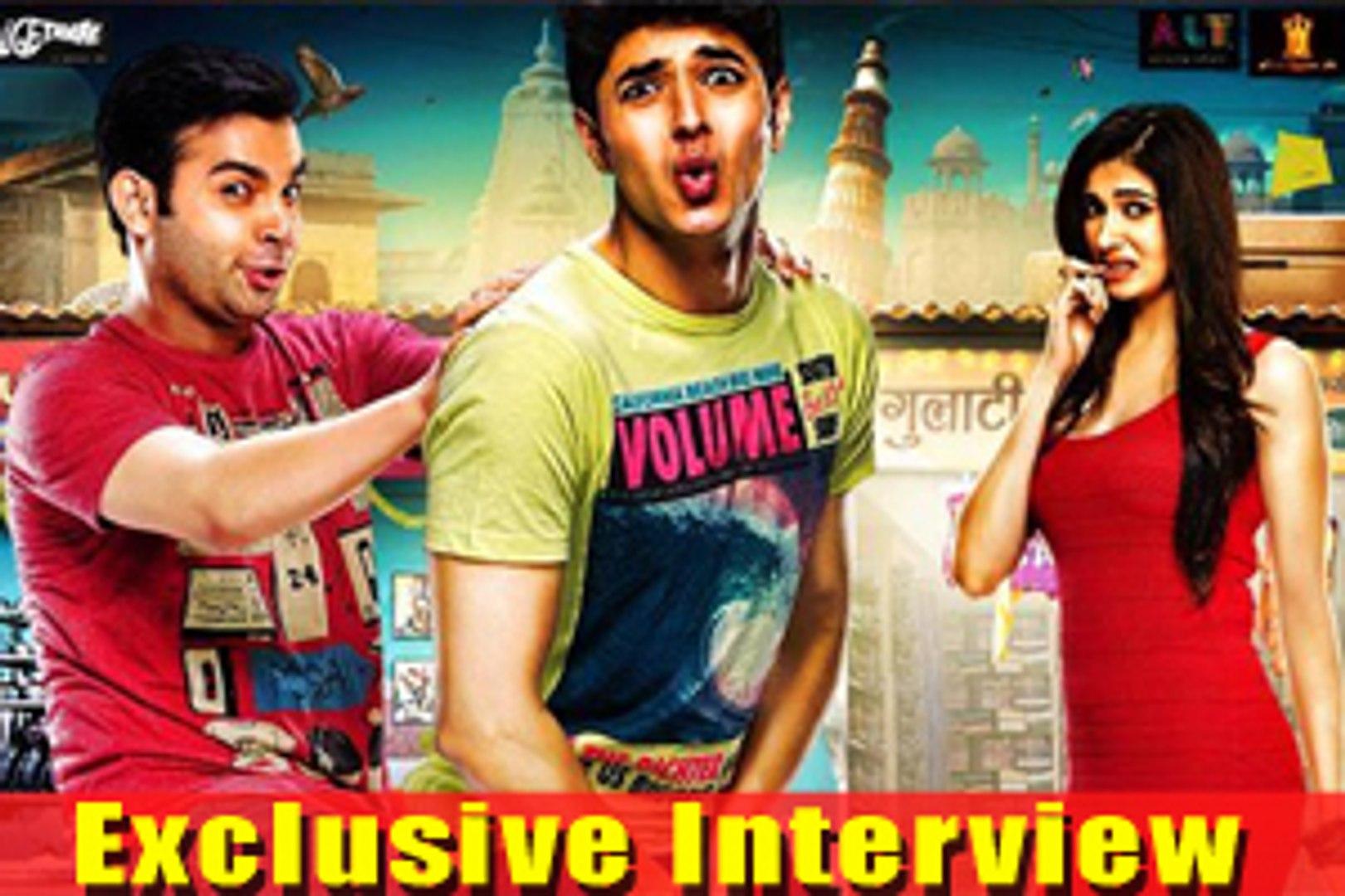 Kuku Mathur Ki Jhand Ho Gayi stars' wacky interview!