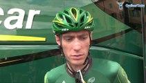 Pierre Rolland au départ de la 18e étape du Tour d'Italie - Giro d'Italia 2014