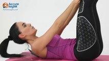 Kadınlara özel karın kaslarını çalıştıracak egzersizler