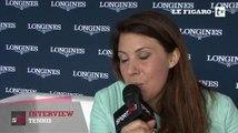 """Marion Bartoli : """"J'aurais continué sans mes pépins physiques"""""""