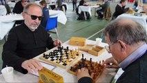 Arras : championnats de France d'échecs non-voyants