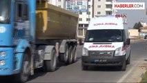 Orgeneral Mendi, Suriye Sınırında İncelemelerde Bulundu