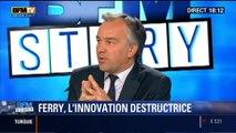 """BFM Story: """"L'innovation est absolument vitale, mais il faut prendre en compte les intérêts qu'elle suscite"""", Luc Ferry – 29/05"""