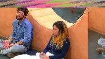 Thè per terra con Fabio, Angie & Robbie - Discutono come urlerla Fabio quando uscira fuori