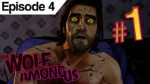 The Wolf Among Us Episode 4 Part 1 In Sheep's Clothing Playthrough Gameplay Series