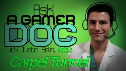 Carpal Tunnel Syndrome - Gamer Doc With Dr. Justin MD