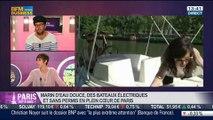 Made in Paris: Olivier Doin et Nicolas Couderc, Marin d'eau douce, dans Paris est à vous – 30/05