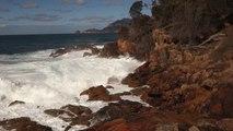 Australie- Tasmanie: La mer dans tout ces états....attention danger!